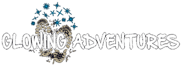 Glowing Adventures Logo