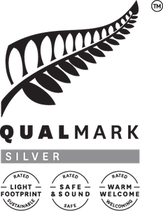Qualmark Silver rating logo